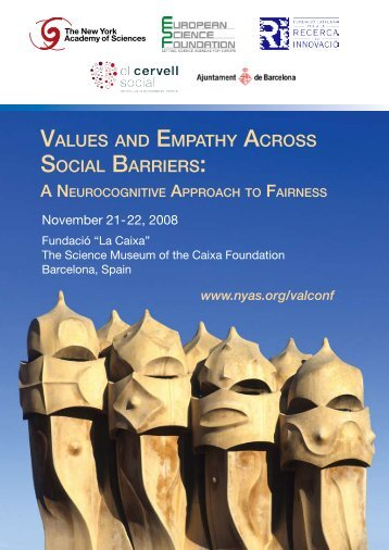 VALUES AND EMPATHY ACROSS SOCIAL BARRIERS: