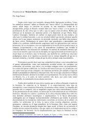 """Presentación de """"Roland Barthes. Literatura y poder ... - Lector Común"""