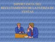 reclutamiento-fuerza-ventas-importancia - Gestiopolis