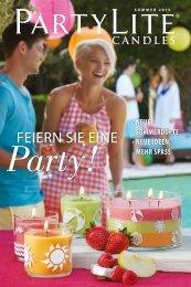 PartyLite Sommer 2015