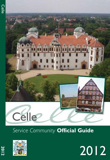 Celle Service Community Official Guide - Method Publishing