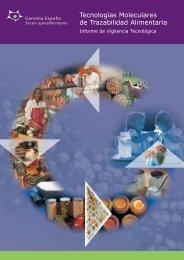 Tecnologías moleculares de trazabilidad alimentaria - ICONO