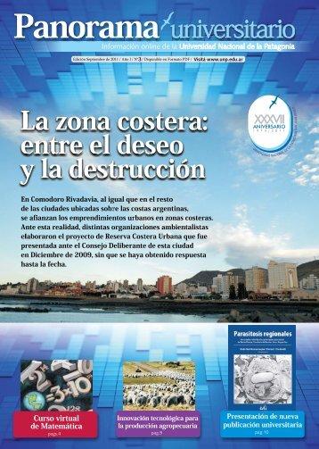 Redes Universitarias - Universidad Nacional de la Patagonia San ...