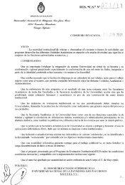 71 - Universidad Nacional de la Patagonia San Juan Bosco