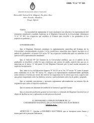 Ordenanza 103.pdf - Universidad Nacional de la Patagonia San ...