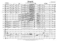 Amapola published score LLM2105 - Lush Life Music