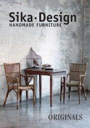 Sika Design Originals Collection Catalog