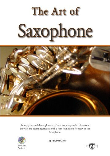 The Art of Saxophone 9.1.06 - AndrewScottMusic.com