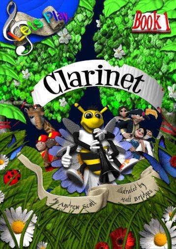 Let's Play Clarinet - AndrewScottMusic.com