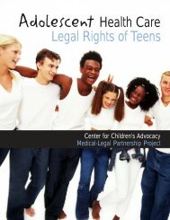 Legal Rights of Teens in Connecticut - CT Parenting