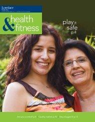 Fall 2012 - Lovelace Health Plan