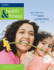 health fitness health fitness - Lovelace Health Plan
