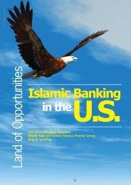 Islamic Banking in the U.S. - King & Spalding