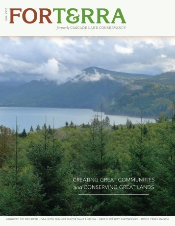 Download - Cascade Land Conservancy