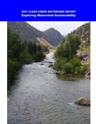 Exploring Watershed Sustainability [7MB PDF] - the Clear Creek ...