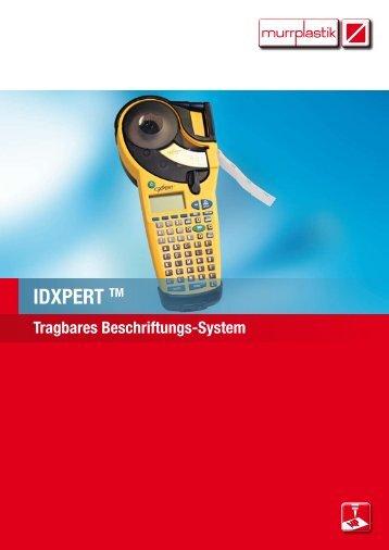 IDXPERT TM - Murrplastik Systemtechnik