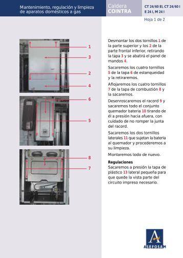 Caldera COINTRA - Conaif