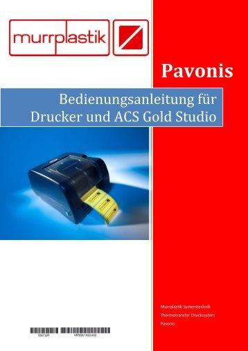 Pavonis - Murrplastik Systemtechnik