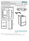 Závěsné kotle - Vaillant - Page 2