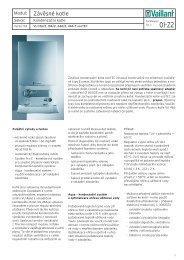Vaillant kondenzační kotle VU ecoTEC technická dokumentace.pdf