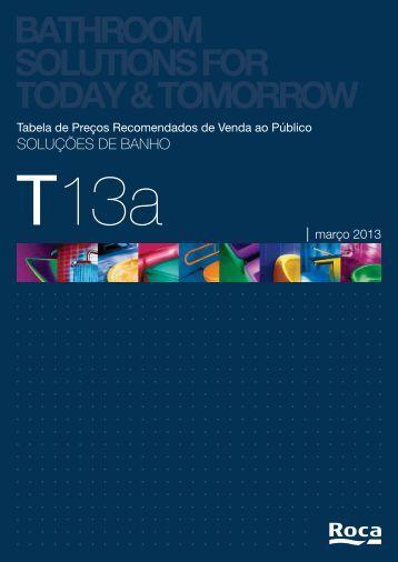 Roca 2013 - Torneiras OFA