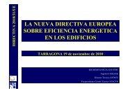Directiva 2002/91 CEE - Conaif