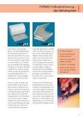 Fußbodenheizung rolljet, faltjet - Page 3