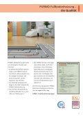 Fußbodenheizung rolljet, faltjet - Page 7