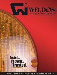 Weldon Product Catalog - Vineland Auto Electric