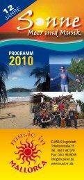 programm 2010 - Music In