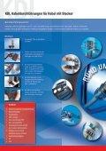 Kabeldurchführungs und Halterungs-Systeme Lösungen rund ums ... - Seite 4