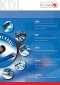 Kabeldurchführungs und Halterungs-Systeme Lösungen rund ums ... - Seite 5