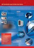 Kabeldurchführungs und Halterungs-Systeme Lösungen rund ums ... - Seite 6