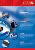 Kabeldurchführungs und Halterungs-Systeme Lösungen rund ums ... - Seite 7