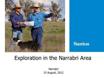 Presentation Title - Santos