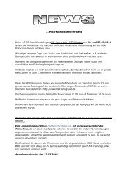 Infos - PDF-Flyer - Motor Sport Ring