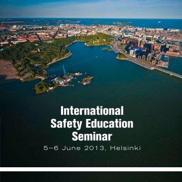 International Safety Education Seminar