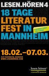 Festivalprogramm (pdf)