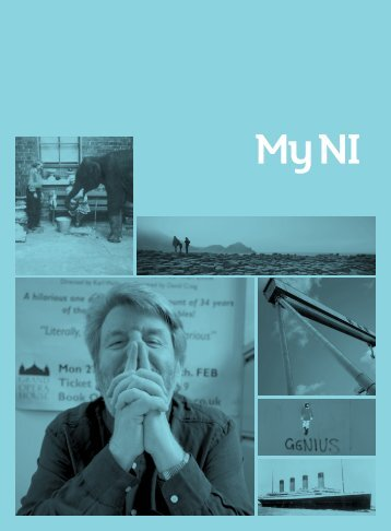 My NI - Discover Northern Ireland
