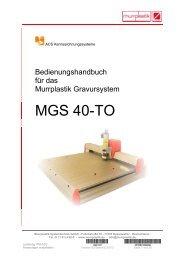 MGS 40-TO - Murrplastik Systemtechnik