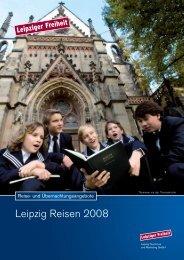 erlebnis - Stadt Leipzig