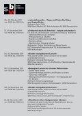 SBW Haus des Lernens AG Öffentliche Vortragsreihe - Seite 2