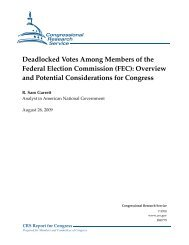 According to the Congressional Research Service [PDF] - Brad Blog