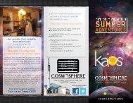2012 KAOS brochure.ai - Kansas Cosmosphere and Space Center