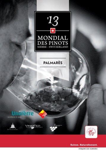 '13'13'13 - Mondial des Pinots