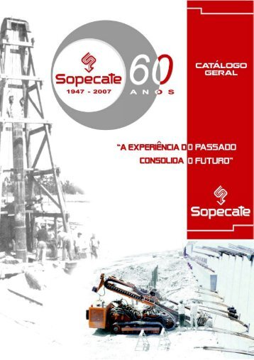 SOPECATE Catalogo Geral - Globalconstroi