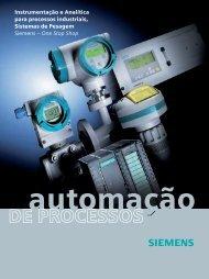 Instrumentação e Analítica para processos ... - Globalconstroi