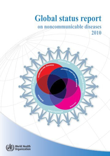 WHO Global Status Report on NCDs.pdf - NCD Alliance