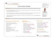 Curso Práctico de Bolsa de Gestión Bursátil