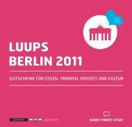 LUUPS BERLIN 2011